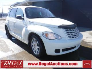 Used 2007 Chrysler PT Cruiser Base 4D Hatchback for sale in Calgary, AB