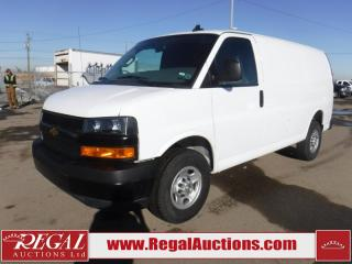 Used 2018 Chevrolet Express Cargo 2500 Cargo VAN 135 WB for sale in Calgary, AB