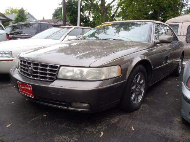 2001 Cadillac STS Touring STS