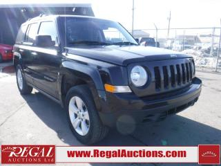 Used 2011 Jeep Patriot 4D Utility 4WD for sale in Calgary, AB