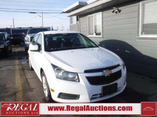 Used 2011 Chevrolet Cruze 4D Sedan Turbo for sale in Calgary, AB