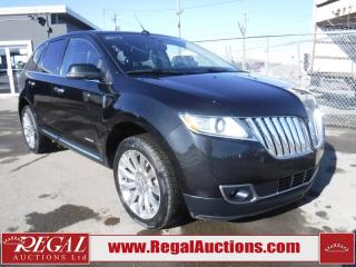 Used 2013 Lincoln MKX Limited Edition 4D Utility AWD for sale in Calgary, AB
