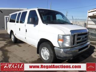 Used 2012 Ford Econoline Wagon (EXTENDED VAN) for sale in Calgary, AB