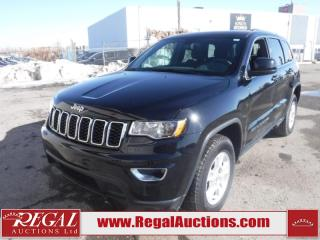 Used 2017 Jeep Grand Cherokee Laredo 4D Utility AWD 3.6L for sale in Calgary, AB
