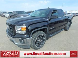Used 2015 GMC Sierra 1500 SLE Double CAB SWB 4WD 5.3L for sale in Calgary, AB