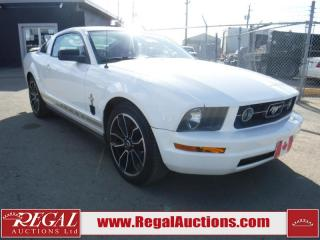 Used 2006 Ford Mustang Base 2D Coupe for sale in Calgary, AB
