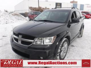 Used 2010 Dodge Journey R/T 4D Utility AWD 7PASS for sale in Calgary, AB