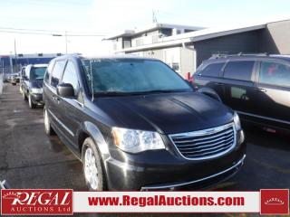 Used 2014 Chrysler Town & Country 4D Wagon for sale in Calgary, AB