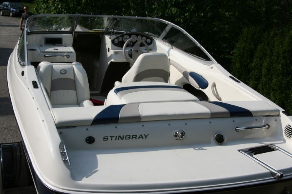 Used 2011 Stingray 185ls Lx 185 L S For Sale In Cambridge
