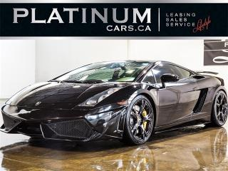Used 2005 Lamborghini Gallardo V10 500HP AWD, E-GEAR PADDLE SHIFT, NAVI for sale in North York, ON
