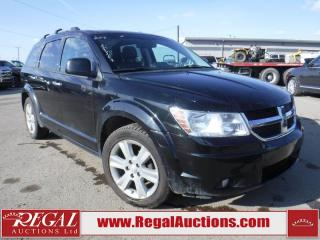 Used 2010 Dodge Journey R/T 4D Utility 4WD for sale in Calgary, AB