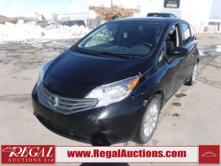 Used 2016 Nissan Versa Note SV 5D Hatchback AT 1.6L for sale in Calgary, AB