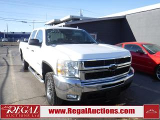 Used 2008 Chevrolet Silverado 2500 LT1 4D Crew CAB 4WD for sale in Calgary, AB