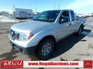 Used 2014 Nissan Frontier S King CAB 4X2 AT 2.5L for sale in Calgary, AB