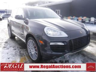 Used 2009 Porsche Cayenne S 4D Utility 4WD for sale in Calgary, AB