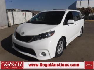 Used 2015 Toyota Sienna SE 4D Wagon 7 Pass FWD 3.5L for sale in Calgary, AB