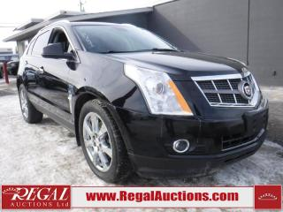 Used 2010 Cadillac SRX 4 Premium 4D Util 2.8L TBO AWD for sale in Calgary, AB