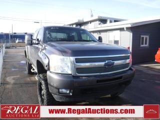 Used 2010 Chevrolet Silverado 1500 LTZ 4D Crew CAB 4WD for sale in Calgary, AB