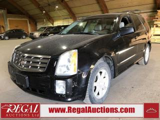 Used 2004 Cadillac SRX 4D Utility AWD for sale in Calgary, AB