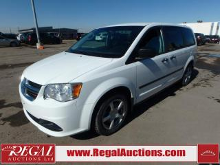 Used 2014 Dodge Grand Caravan CVP Wagon 3.6L for sale in Calgary, AB
