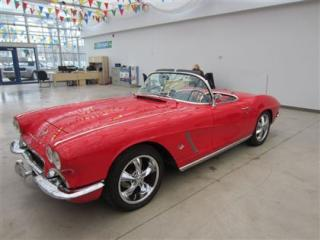 Used 1962 Chevrolet Corvette DRIVE A LEGEND!! for sale in Moncton, NB