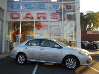 Used 2009 Toyota Corolla LE ALLOY WHEELS SPORTY for sale in Halifax, NS