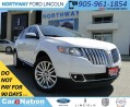Used 2013 Lincoln MKX | NAV | PANO ROOF | HEATED LEATHER | REAR CAM | for sale in Brantford, ON