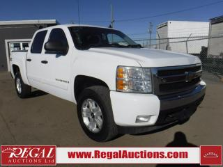Used 2008 Chevrolet Silverado 1500 4D Crew CAB 4X4 for sale in Calgary, AB