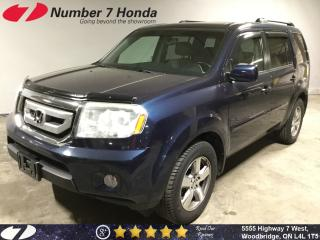 Used 2010 Honda Pilot EX-L| Leather, Backup Cam, All-Wheel Drive! for sale in Woodbridge, ON