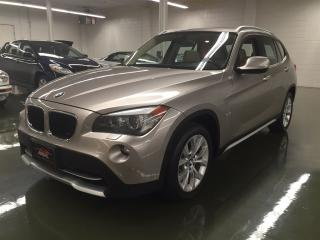 Used 2012 BMW X1 xDrive28i (A8) for sale in Oakville, ON
