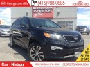 Used 2013 Kia Sorento SX | 7 PASSENGER | NAVI | ROOF | ONE OWNER | for sale in Georgetown, ON