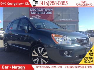 Used 2012 Kia Rondo EX 7-Seater | LEATHER | SUNROOF | HEATED SEATS for sale in Georgetown, ON