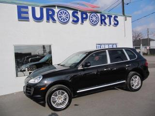 Used 2009 Porsche Cayenne Base for sale in Newmarket, ON