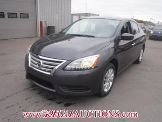 Used 2015 Nissan Sentra SV 4D Sedan AT 1.8L for sale in Calgary, AB