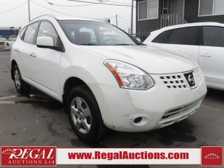 Used 2010 Nissan Rogue S 4D Utility 4WD for sale in Calgary, AB