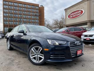Used 2017 Audi A4 CLEAN CARFAX   CAR PLAY   AWD   4 NEW SNOW TIRES*  for sale in Scarborough, ON