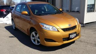 Used 2009 Toyota Matrix S 5-Speed AT for sale in Kitchener, ON