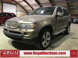 Photo of Gold 2005 BMW X5