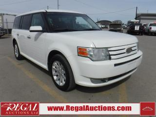 Used 2009 Ford Flex SEL 4D Utility AWD for sale in Calgary, AB