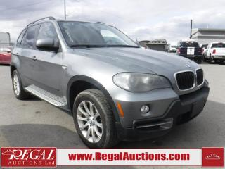 Used 2007 BMW X5 4D Utility 3.0SI AWD for sale in Calgary, AB