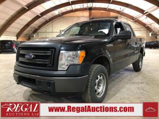 Used 2014 Ford F-150 XL SuperCrew 4WD for sale in Calgary, AB