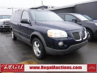 Used 2005 Pontiac Montana 4D EXT WAGON for sale in Calgary, AB