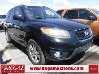 Used 2011 Hyundai Santa Fe GL 4D Utility FWD for sale in Calgary, AB