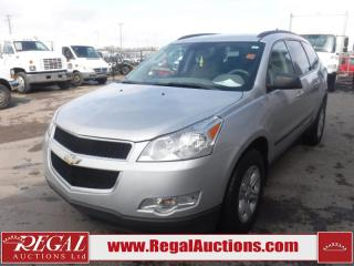 Used 2010 Chevrolet Traverse LS 4D Utility AWD 7PASS 3.6L for sale in Calgary, AB