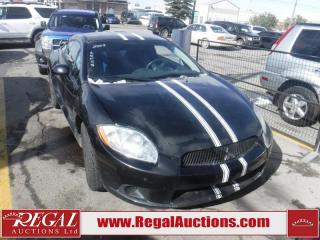 Used 2009 Mitsubishi ECLIPSE GS 2D COUPE for sale in Calgary, AB