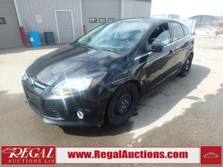 Used 2012 Ford Focus Titanium 4D Hatchback 2.0L for sale in Calgary, AB