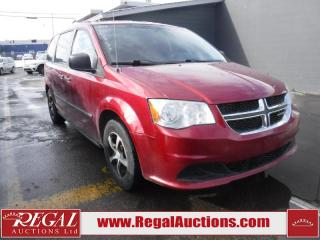 Used 2011 Dodge Grand Caravan 4D Wagon for sale in Calgary, AB