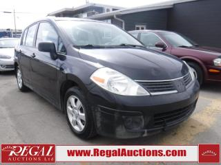 Used 2007 Nissan Versa S 4D Hatchback for sale in Calgary, AB