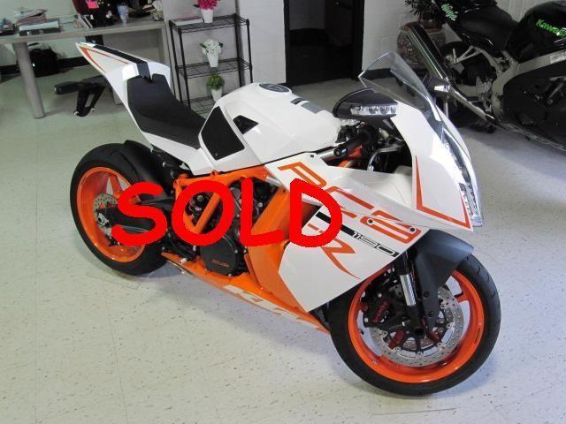 2012 KTM RC8 R 1190