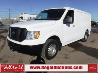 Used 2018 Nissan NV 1500 VAN S STD Roof V6 Cargo for sale in Calgary, AB